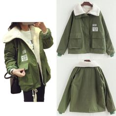 New Fashion Women Warm Slim Coat Jacket Thick Parka Overcoat Long Winter Outwear | eBay