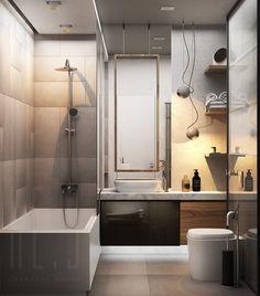 Локация: г.Киев, ЖК «Park Stone» Тип: дизайн интерьера квартиры Площадь: 77 м². Год: 2016