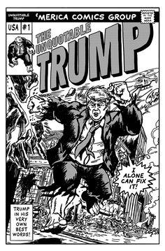 The Unquotable Trump : Photo