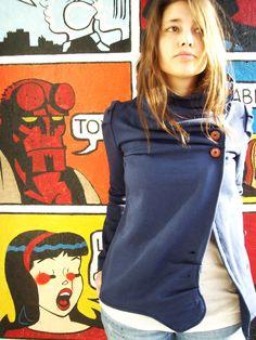 SUMMER SALE The Hooded Missy. $80.00, via Etsy.