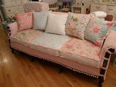 Have A Great Cottage Style Couch