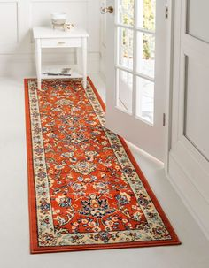 Terracotta Kashan Design Area Rug Ancient Persia, Clearance Rugs, Main Colors, Bright Colours, Rug Cleaning, Home Decor Trends, Online Home Decor Stores, Cool Rugs, Outdoor Rugs