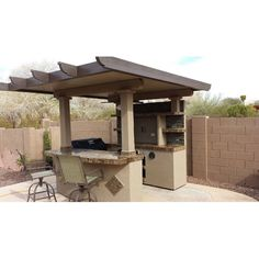 St Croix BBQ Island Outdoor Kitchen 4-Burner Built-In Convertible Gas Grill