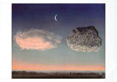 La Bataille de L'Argonne Print by Rene Magritte at Art.co.uk