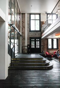 The Hoxton Design Hotel Amsterdam