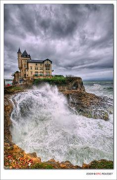 Villa Belza in Biarritz, France
