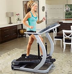 Elliptical Treadmill & Stepper All in e