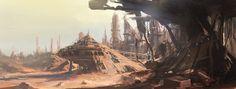 Klingon Dilithium Mine by *PeteAmachree on deviantART