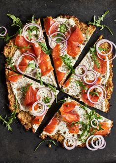 Vegetable Pizza, Food And Drink, Vegetables, Drinks, Drinking, Beverages, Vegetable Recipes, Drink, Beverage