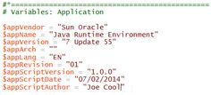 Geek Mode On: Java Deployment with SCCM 2012 and PowerShell App Deployment Toolkit