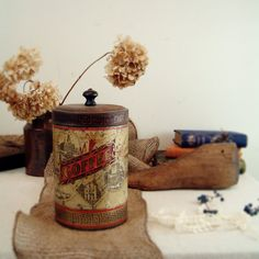 we all need old tins