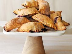 Spiced Apple Hand Pies | This hand-held version of an American classic will please the taste buds of adults and children alike.