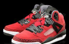 Jordan Spizike-Red