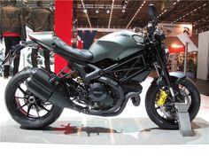 Ducati by Diesel.  Its a MONSTER.