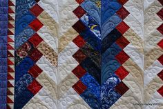 Love the quilting detail