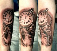Time piece...