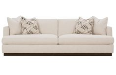 """Forbes Sofa-Super low lounging sofa following the """"hygge"""" trend. Custom order in 1400 fabrics!"""