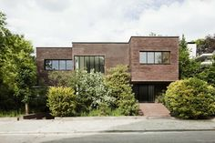 Projecten, Villa Kaplansky — FAB - Federatie van de Architectenverenigingen van Belgïe