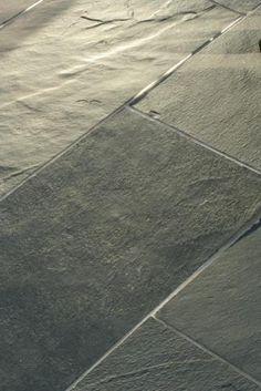 Vinyl Flooring faux slate, peel and stick