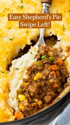 Pie Recipes, Crockpot Recipes, Great Recipes, Recipies, Dinner Recipes, Cooking Recipes, Favorite Recipes, Dinner Dishes, Food Dishes