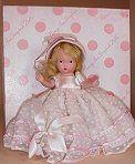 Nancy Ann Storybook Dolls: Painted Bisque Nancy Ann Storybook Doll