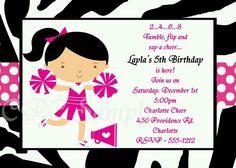 B day invite
