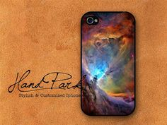 Space Nebula iPhone 4 Case iPhone 4s Case iPhone Case by HandPark, $9.99