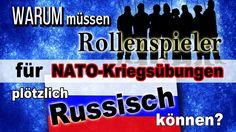Warum müssen Rollenspieler für NATO-Kriegsübungen ... | 31.03.2017 | www...