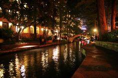 Riverwalk - San Antonio, Texas