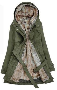 Jaqueta Casaco Poncho 2 Inverno Forrado - Importado