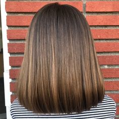 50 Cute Haircuts for Girls to Put You on Center Stage - - Medium Brown Balayage Hairstyle For Girls Cute Girl Haircuts, Girls Haircuts Medium, Teen Haircuts, Little Girl Haircuts, Teen Hairstyles, Childrens Haircuts, Simple Hairstyles, Natural Hairstyles, Girls Short Haircuts Kids