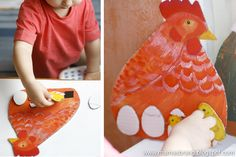 Mama's brand: Занятия с ребенком: тематический день птиц или birds day.