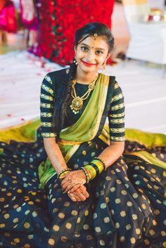 Hair & MAU : Babita Wedding Location : J Convention Centre & Resorts, Hyderabad Photography : Kishor Krishnamoothi