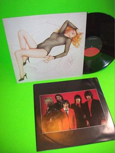 The Cars – Candy-O 1979 Vintage Vinyl LP Record New Wave Classic w/ Let's Go #PostRockPunkNewWave