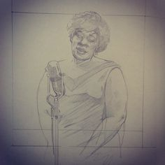 Ella Fitzgerald for our 2015 calendar.
