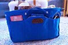 Fashion Law Finland: Kaksi uusinta löytöäni: käännettävä tote bag ja bag-in-bag