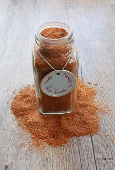 """It is tangy, sweet with a smoky heat."" Sweet, Spicy and Smoky Dry Rub, from Knead to Cook."