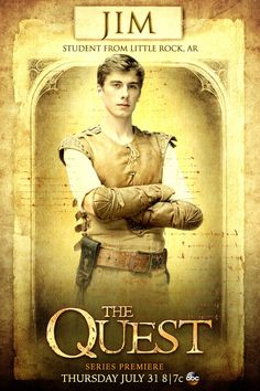 """Meet the Paladins: Jim Curry: """"A hero is someone who strives to make the world a better place."""" #TheQuest"""