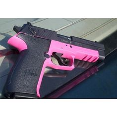 I'm not much of a gun girl, but if I was this is what I'd want! - Sig Sauer .22