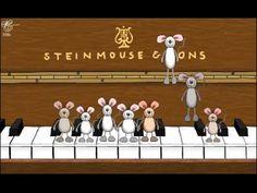 Happy Birthday Musical Mice - YouTube