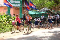 from yourtigirl on Tumblr:  Cambodge.  Siem Reap