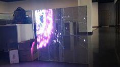 Digital Signage Display Solutions by Xenarc Technology manufacturing Digital Signage Display Monitor Web Banner Design, Design Web, Exhibition Booth Design, Exhibition Stands, Exhibit Design, Digital Signage Displays, Holographic Displays, Smart Glass, Ads Creative