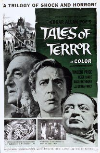 Tales of Terror, short stories based on Edgar Allan Poe