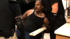 Newly released video captures the final moments of an active-duty soldier who died after self-reporting to an El Paso, Texas jail in 2012 for a two-day sentence for driving while intoxicated. Sgt. James Brown told guards he couldn't breathe at least 20 times, as they piled on top of him, carried him to an infirmary, and placed a mask over his face.
