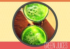 Rise & Shine Green Juices from the Eating for Energy eBook from VeganSparkles.com    {raw, vegan, gluten-free, sugar-free, dairy-free, gluten-free}