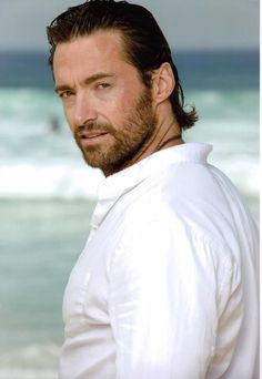 Hugh jackman hot I think so Hugh Jackman, Hugh Michael Jackman, Thank You Lord, Les Miserables, Pretty Men, Gorgeous Men, Beautiful People, X Men, Hugh Wolverine