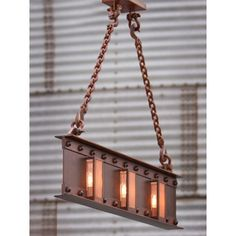 I-Beam Chandelier - Chandeliers - Lighting