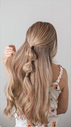 @missysueblog • Easy hairstyles Dance Hairstyles, Teen Hairstyles, Winter Hairstyles, Game Day Hair, Cute Hairstyles For Teens, Hair Upstyles, Hair Tutorials, Dance Videos, Prom Hair