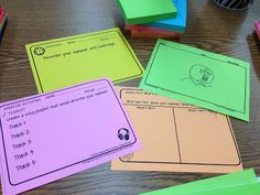Huge bundle of bell-ringer/exit slips that kids love. Click to see how I use them in the classroom. www.hungergameslessons.com
