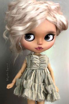 Blythe Custom Doll ***Sky*** by BlytheSpiritDolls